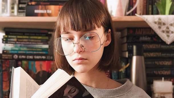 Марта Ланяк – юна блогерка-книголюб з Івано-Франківська