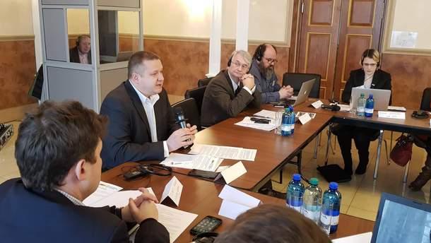 Комитет избирателей Украины обсудил риски влияния России на президентские выборы Украины