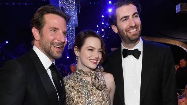 Новый уровень отношений: Эмма Стоун приехала наПремию гильдии актеров сбойфрендом
