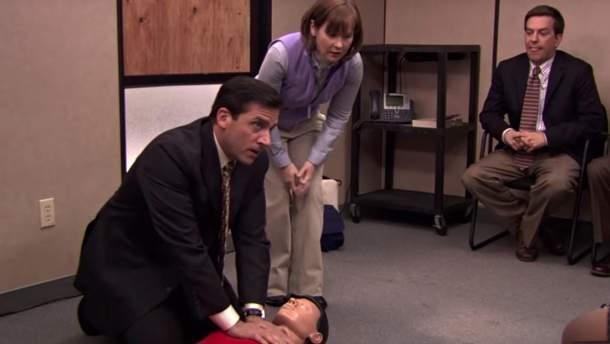 """Серіал """"Офіс"""" допоміг врятувати життя"""