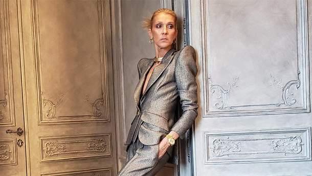 Селин Дион эмоционально отреагировала на критику ее внешности
