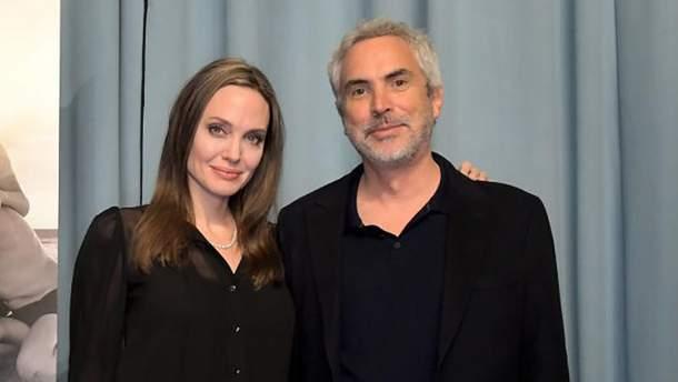 Анджеліна Джолі може зіграти головну роль у трилері