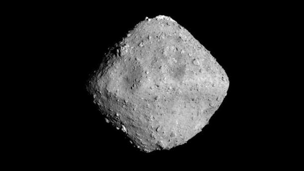 Кратерам астероида Рюгу дали сказочные имена