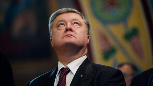 Порошенко оголосив, що вдруге балотуватиметься на пост президента України