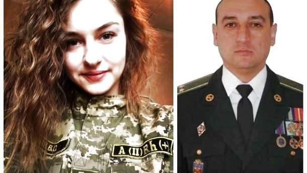 Валерия Сикал и Виктор Иванов