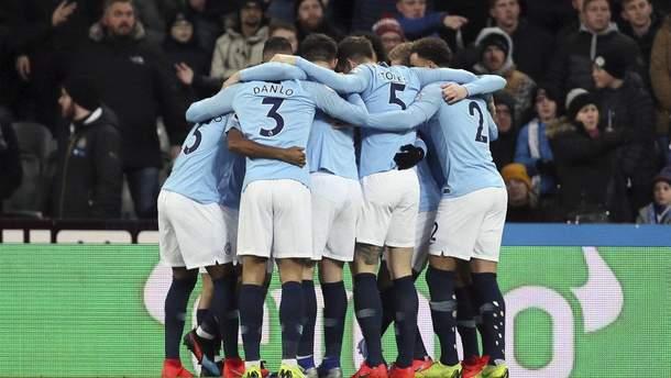 Ньюкасл – Манчестер Сити: видео голов, обзор матча
