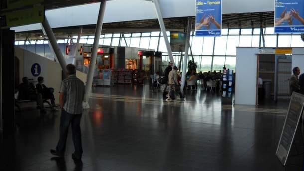 Аеропорт французького Лілля
