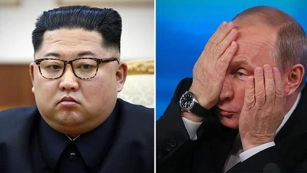 В обмен на ядерное оружие: в США узнали, на что Москва тайно уговаривает КНДР