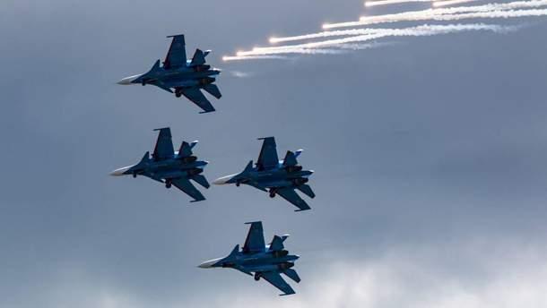 Беларусь получит на вооружение четыре российских истребителя