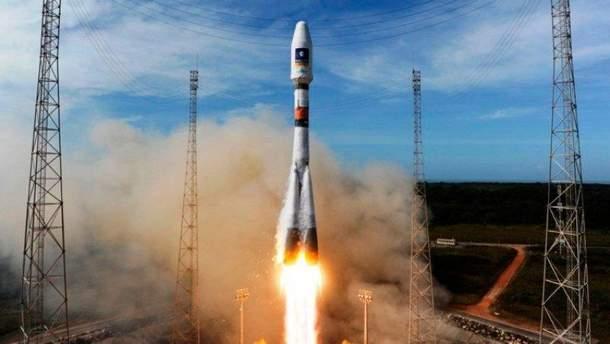 """У ракеті """"Союз"""" знайшли діру"""