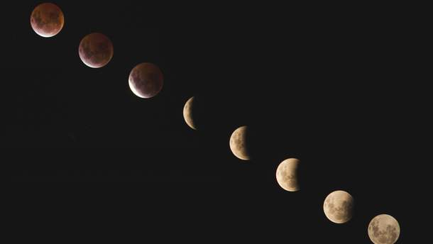 Місячний календар лютий 2019