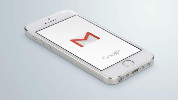 Приложение Gmail изменяет дизайн
