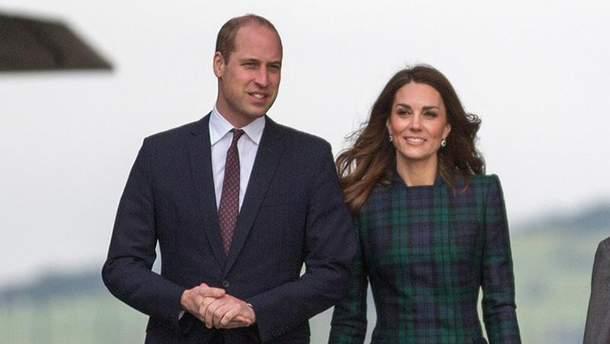 Принц Вільям та Кейт Міддлтон у Шотландії