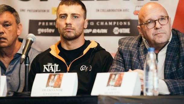 На бой с Гвоздиком претендуют 9 боксеров