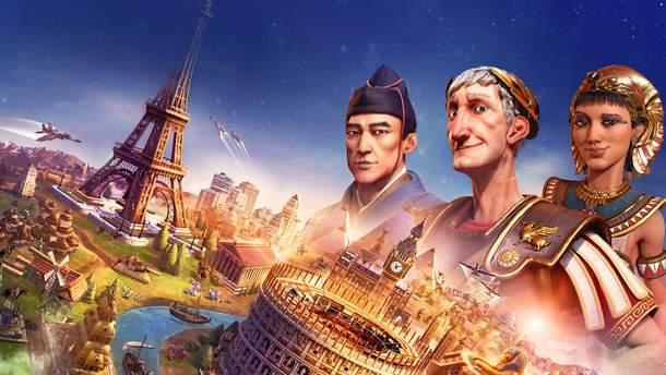В Sid Meier's Civilization VI: Gathering Storm з'явиться держава Фінікія