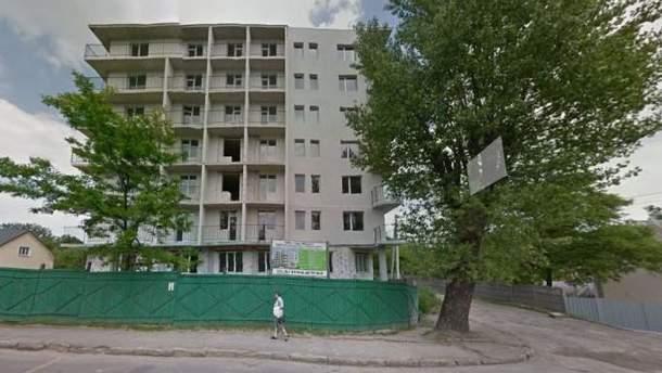У Львові вперше знесуть новозбудовану багатоповерхівку
