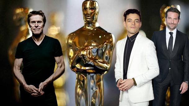 Хто з акторів отримає перемогу на Оскарі-2019 – опитування