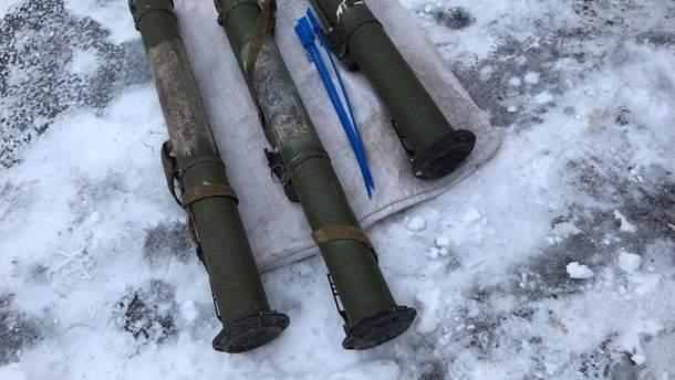 Мужчина в Северодонецке продавал оружие, гранаты и патроны