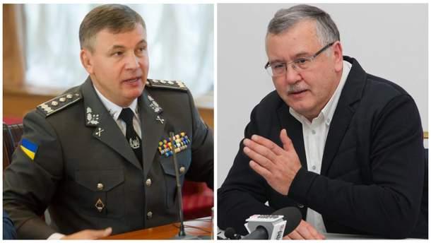 Валерий Гелетей и Анатолий Гриценко