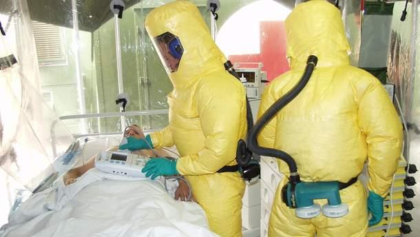 Спалах Еболи у Конго