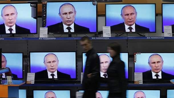 В Латвии запретили российский телеканал за антиукраинскую пропаганду