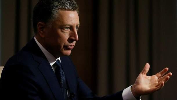 США та ЄС готують санкції для Росії через дії на Азові, – Волкер