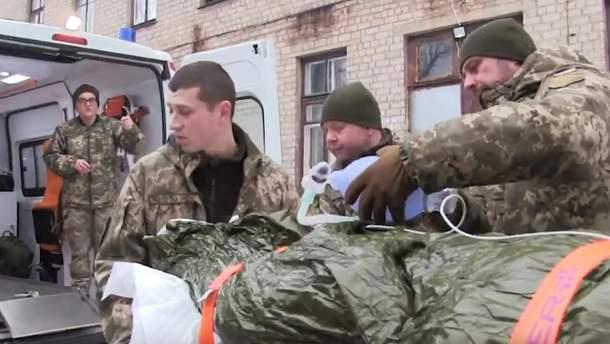 Перший підрозділ медичної евакуації