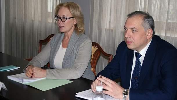 Денісова анонсувала обмін полоненими та домовилася про допомогу для Гриба