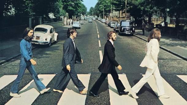 Легендарное фото рок-группы