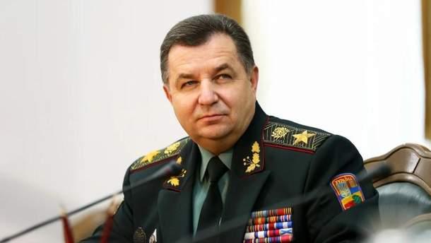Россия не отказалась от попыток захватить Украину, – Полторак