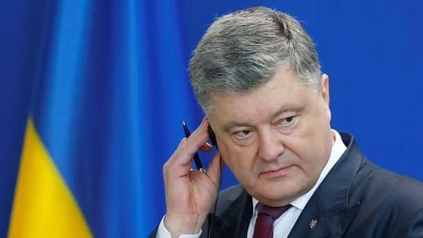 """Рост рейтингов Порошенко """"рисует"""" фирма его политтехнолога"""