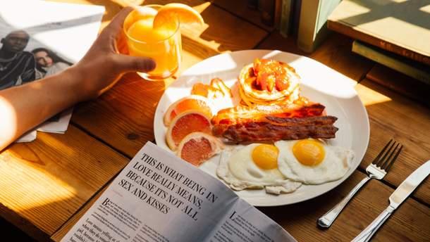 Вчені спростували користь сніданку для схуднення