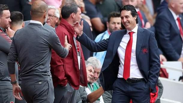 Манчестер Сіті - Арсенал: де дивитися онлайн матч АПЛ