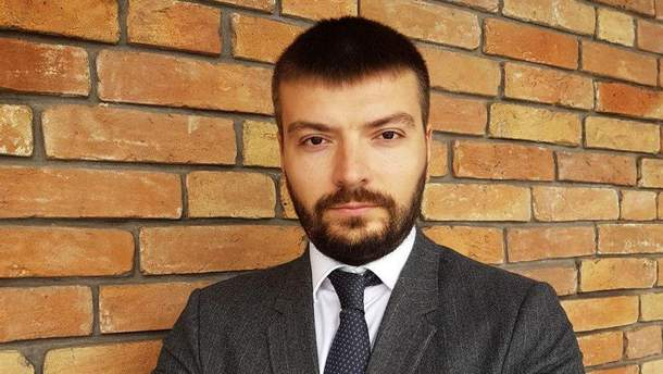 Александр Криворучко