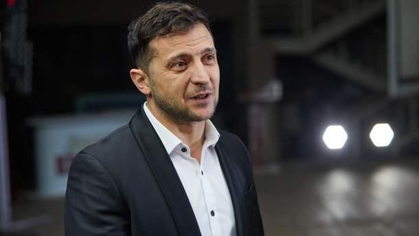 Владимир Зеленский - биография кандидата в президенты Украины 2019