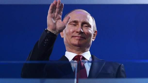 34% росіян не схвалюють діяльність Путіна на пості президента РФ