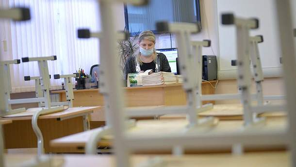 Из-за гриппа на карантин закрыли школы Николаева и Ивано-Франковска