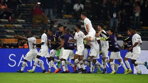 Катар выиграл Кубок Азии