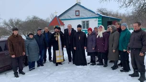 Перша громада на Харківщині перейшла до ПЦУ