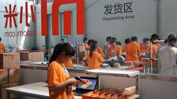 В Xiaomi  готовят смартфон с 5 камерами