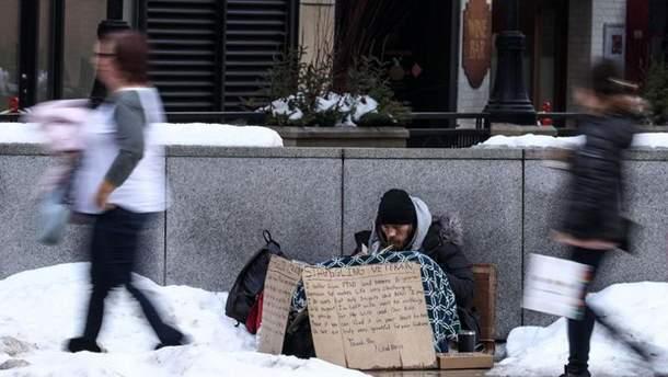 У Чикаго люди забронювали десятки готельних номерів для безхатьків через аномальні морози