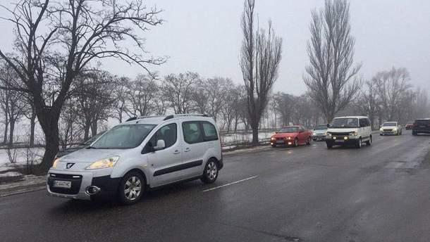 Автопробіг пам'яті Андрія Кузьменка