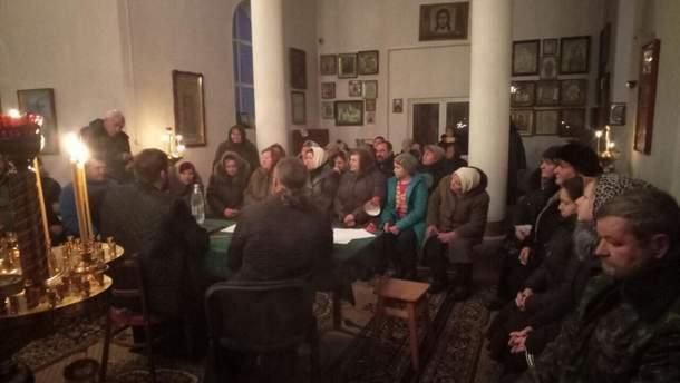 Двенадцатая община Житомирской области перешла к ПЦУ
