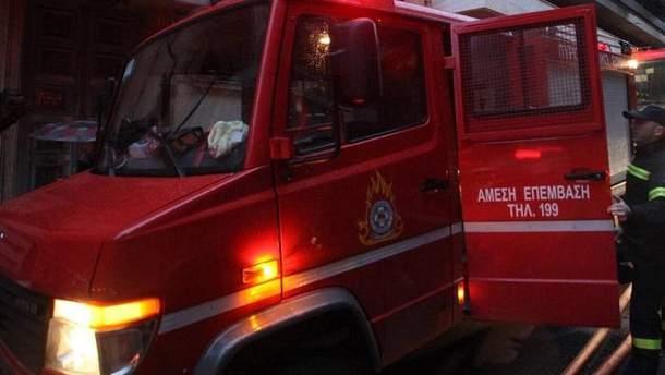 У Греції стався вибух в одному з ресторанів