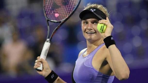 Ястремська присвятила перемогу на турнірі своїй матері