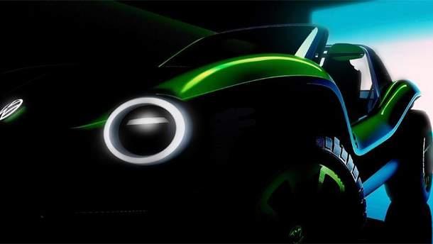 Volkswagen представит интересный электрокар