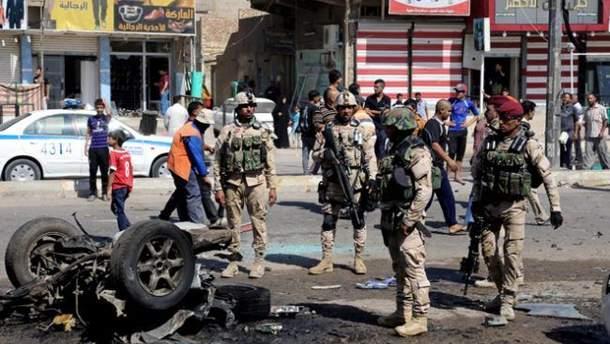 Автобус с паломниками взорвался в Ираке