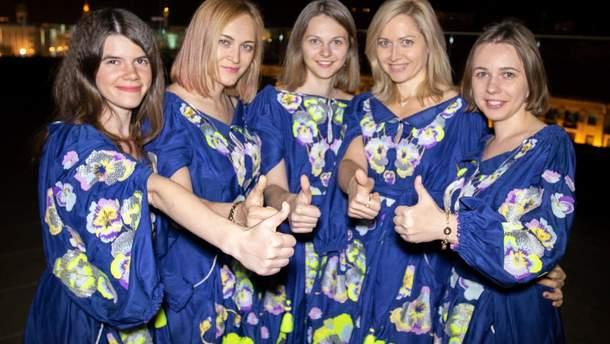 Женская сборная Украины по шахматам