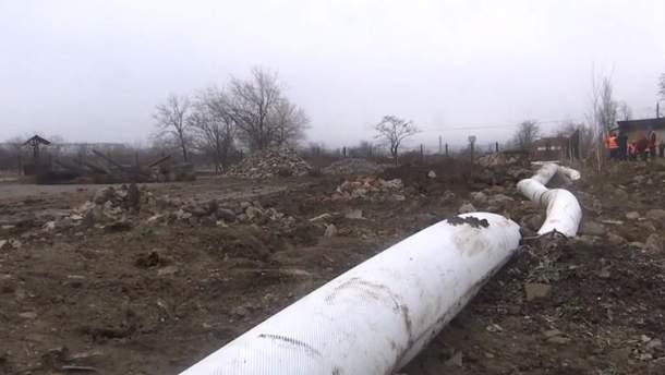 Несколько районов Бердянска снова остались без воды