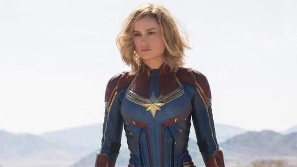 """""""Капитан Марвел"""": новый трейлер и сюжет"""